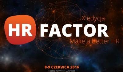 HR Factor 2016 - baner