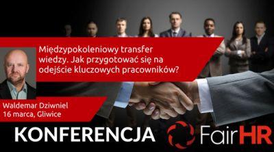 konferencja fair HR w Gliwicach