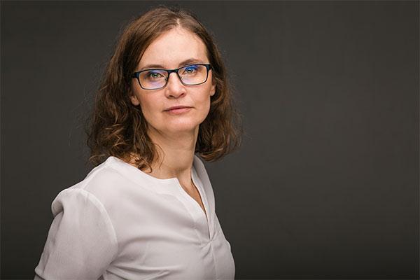 Wioletta Matysiak - trener, coach