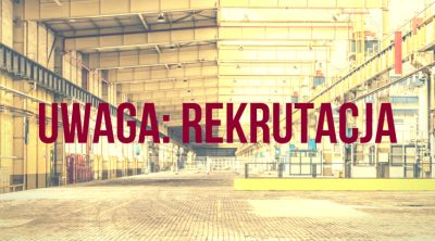UWAGA REKRUTACJA